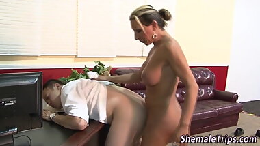 Hot shemale fuck