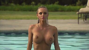 Cassandra Delia Lynn - Bikini Destinations - Triple Fantasy - Full HD Nude Model - Blonde Celeb